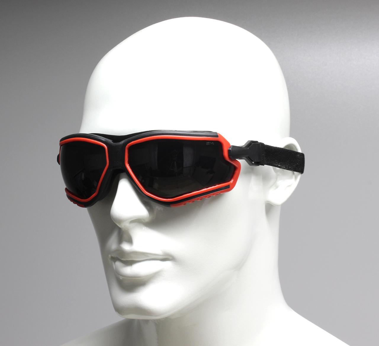 Óculos de Proteção TURBINE lente cinza. Sidebar. ac000282-extra-1 d82599edaf
