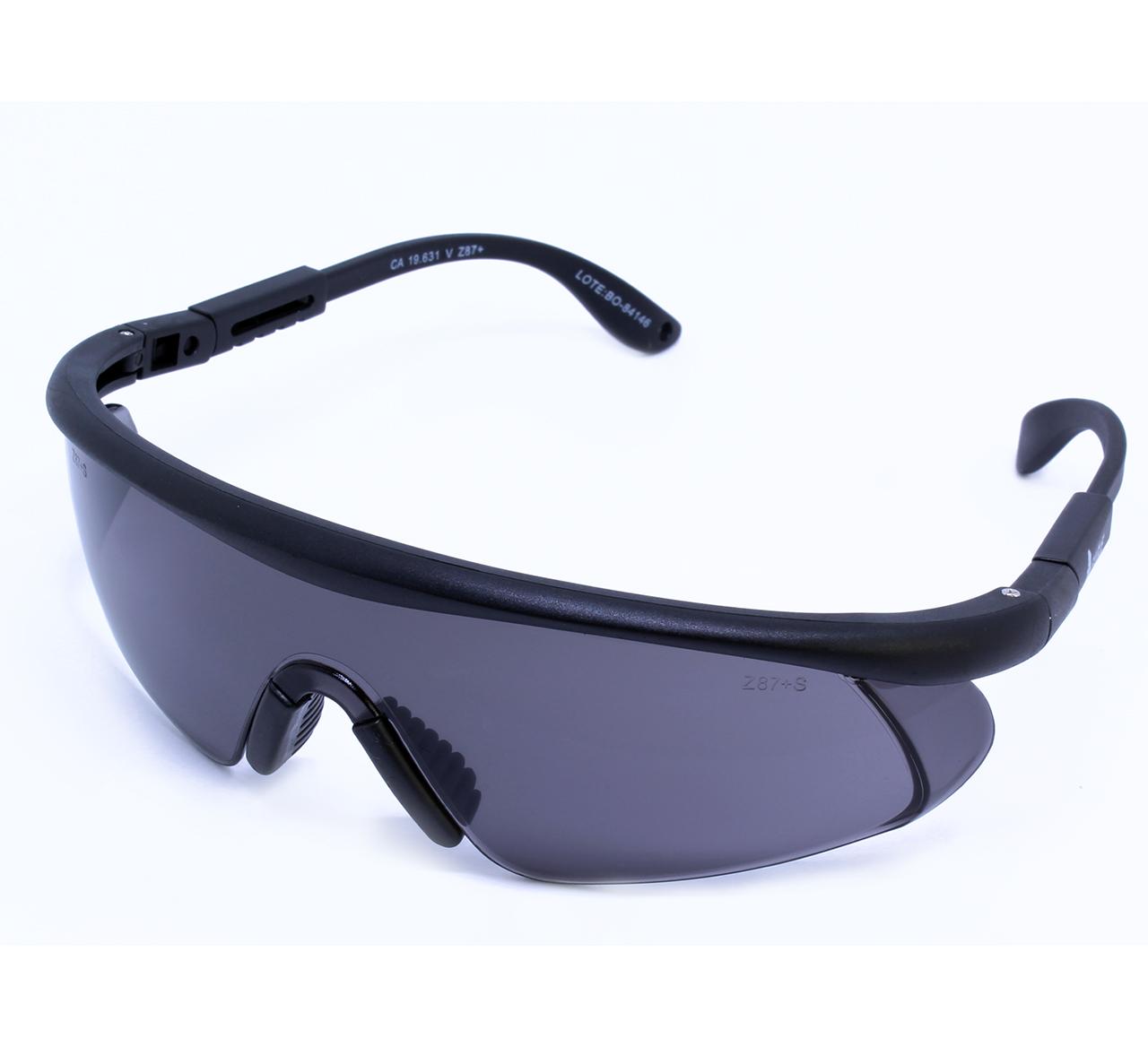 Óculos de Proteção AMPLA VISÃO Lente Cinza. Sidebar. ac000317-extra-1 8465a503a7