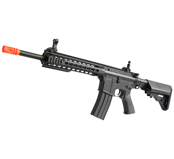 AS000249 – AIRSOFT RIFLE CYMA M4A1 CM515 BK ELET PLAST 6MM – prespectiva (1)
