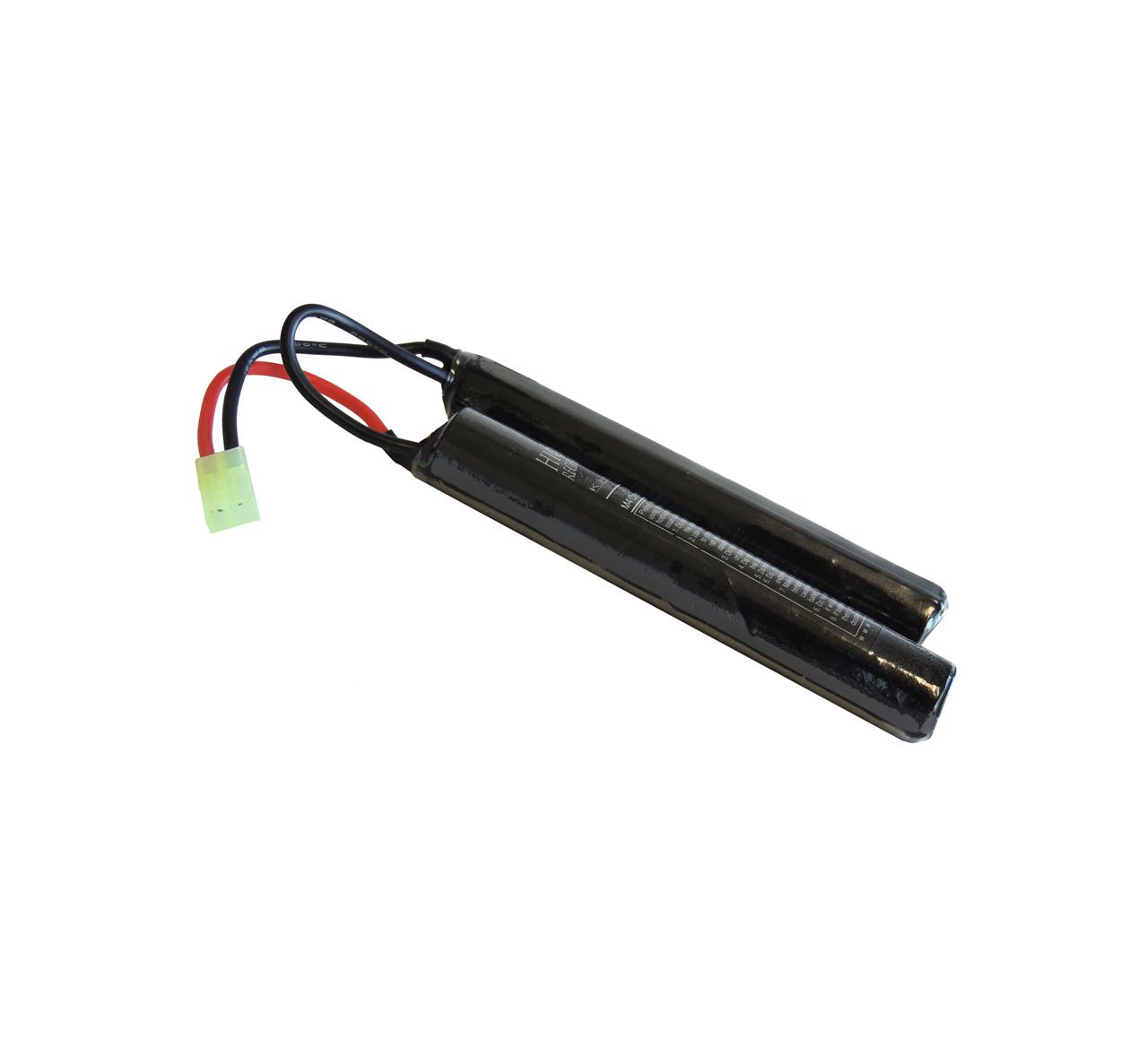 Bateria para Airsoft 9,6V - 1200mAh - ActionX Airsoft d94b301931