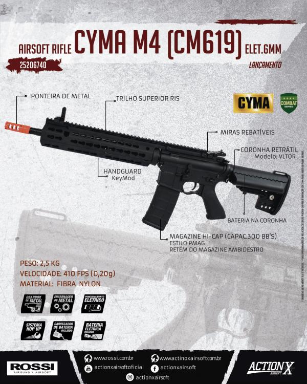 CYMA M4 (CM619)