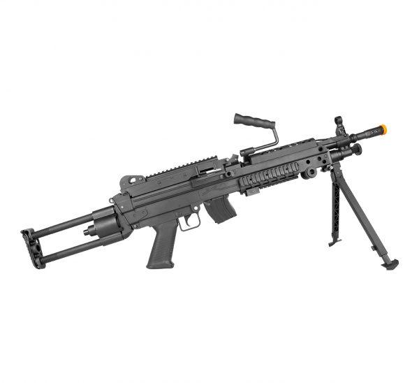 25207689 – AIRSOFT RIFLE LMG M249 LIGHT ELET 6MM (site2)