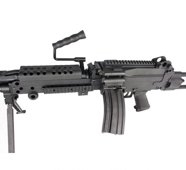 25207689 – AIRSOFT RIFLE LMG M249 LIGHT ELET 6MM (site3)