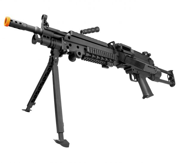 25207689 – AIRSOFT RIFLE LMG M249 LIGHT ELET 6MM (site4)